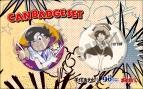 【グッズ-バッチ】おそ松さん 手塚おさ松さん 缶バッジセット:トッティア