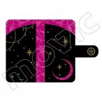 【グッズ-カバーホルダー】魔界王子と魅惑のナイトメア 手帳型スマートフォンケース
