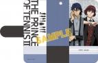 【グッズ-カバーホルダー】新テニスの王子様 手帳型スマートフォンケース/忍足&向日