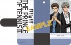 【グッズ-カバーホルダー】新テニスの王子様 手帳型スマートフォンケース/宍戸&鳳