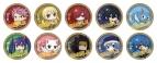 【グッズ-バッチ】FAIRY TAIL 缶'sコレクション/デフォルメ