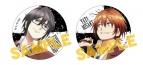 【グッズ-バッチ】[K] SEVEN STORIES 缶バッジセット