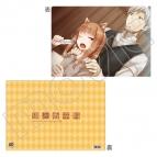 【グッズ-クリアファイル】電撃祭 クリアファイル/狼と香辛料