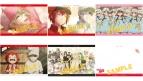 【グッズ-ポストカード】はたらく細胞 ポストカードセット/5枚組