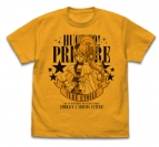 【グッズ-Tシャツ】HUGっと!プリキュア キュアエトワール Tシャツ/GOLD-L