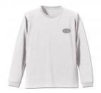 【グッズ-Tシャツ】ヒナまつり アンズの邪神龍 袖リブロングスリーブTシャツ/WHITE-M