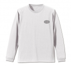 【グッズ-Tシャツ】ヒナまつり アンズの邪神龍 袖リブロングスリーブTシャツ/WHITE-XL
