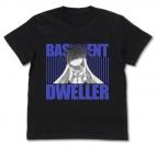 【グッズ-Tシャツ】ノーゲーム・ノーライフ ひきこもりの『 』(くうはく)Tシャツ/BLACK-XL