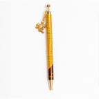 【グッズ-ボールペン】おそ松さん ODEKAKE STYLE -十四松コレクション- チャーム付きボールペン