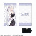 【グッズ-カバーホルダー】Re:ゼロから始める異世界生活 レザーキーケース デザイン01(エミリア)