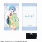 【グッズ-カバーホルダー】Re:ゼロから始める異世界生活 レザーキーケース デザイン02(レム)