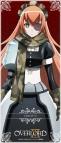 【グッズ-ステッカー】オーバーロードⅢ 耐水耐久ステッカー シズ