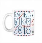 【グッズ-マグカップ】初音ミク レーシングVer.2018 マグカップ 9