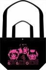 【グッズ-バック】ソードアート・オンライン オルタナティブ ガンゲイル・オンライン 2wayトートバッグ
