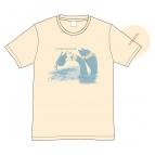 【グッズ-Tシャツ】ひそねとまそたん Tシャツ L