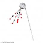 【グッズ-ヘアバンド】ペルソナ5 P5D 球体鏡(ミラーボール) 一本簪-スターナイト