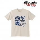 【グッズ-Tシャツ】TVアニメ「信長の忍び~姉川・石山篇」 Tシャツ(千鳥)/レディース(サイズ/M)