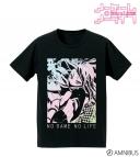 【グッズ-Tシャツ】ノーゲーム・ノーライフ グラデーションTシャツ/レディース(サイズ/L)