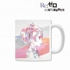 【グッズ-マグカップ】Re:ゼロから始める異世界生活 Ani-Art マグカップ(ラム)
