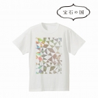 【グッズ-Tシャツ】宝石の国 ダイヤモンドTシャツ/レディース(サイズ/M)