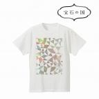【グッズ-Tシャツ】宝石の国 ダイヤモンドTシャツ/レディース(サイズ/L)