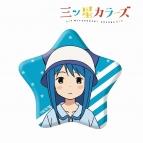【グッズ-バッチ】三ツ星カラーズ 星形缶バッジ(琴葉)