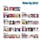 【グッズ-ブロマイド】Wake Up, Girls!新章トレーディングブロマイド3枚セット