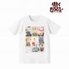 【グッズ-Tシャツ】働くお兄さん! Tシャツ レディース(サイズ XL)
