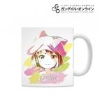 【グッズ-マグカップ】ソードアート・オンライン オルタナティブ ガンゲイル・オンライン Ani-Art マグカップ(レン)