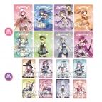【グッズ-クリアファイル】マギアレコード 魔法少女まどか☆マギカ外伝 ちびっとクリアファイルコレクション