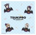 【グッズ-タオル】TSUKIPRO THE ANIMATION のってぃーシリーズ ハンドタオル QUELL