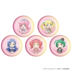 【グッズ-バッチ】キラッとプリ☆チャン 缶バッジ 01/ブラインド(SDデザイン)