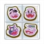 【グッズ-食品】深夜!天才バカボン アイシングクッキーセット 2