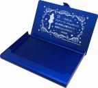 【グッズ-カードケース】アイドルマスター ミリオンライブ! メタルカードケース 4北沢志保