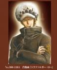 【グッズ-ジグソーパズル】ワンピース ジグソーパズル No.300-1384 肖像画『トラファルガー・ロー』